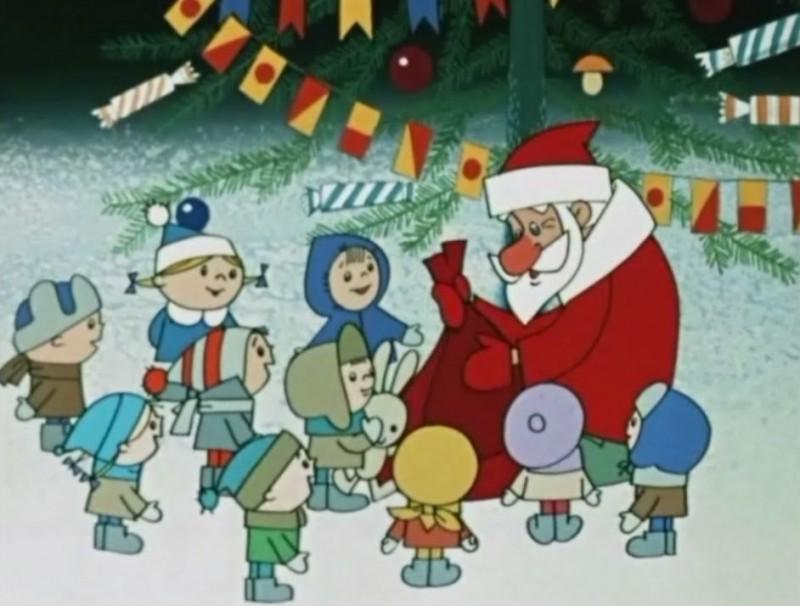 Как заказать в Волжском Деда Мороза?