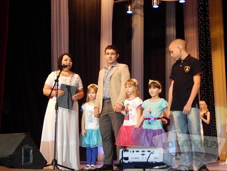 Приемная семья из Волжского стала первым участником Всероссийского конкурса дневников