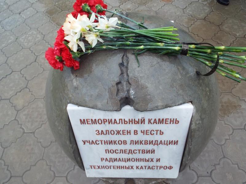 Волжане почтили память жертв Чернобыльской катастрофы